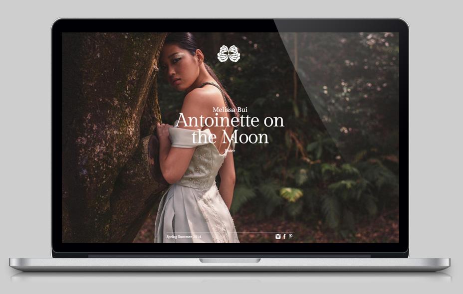 Melissa Bui Website