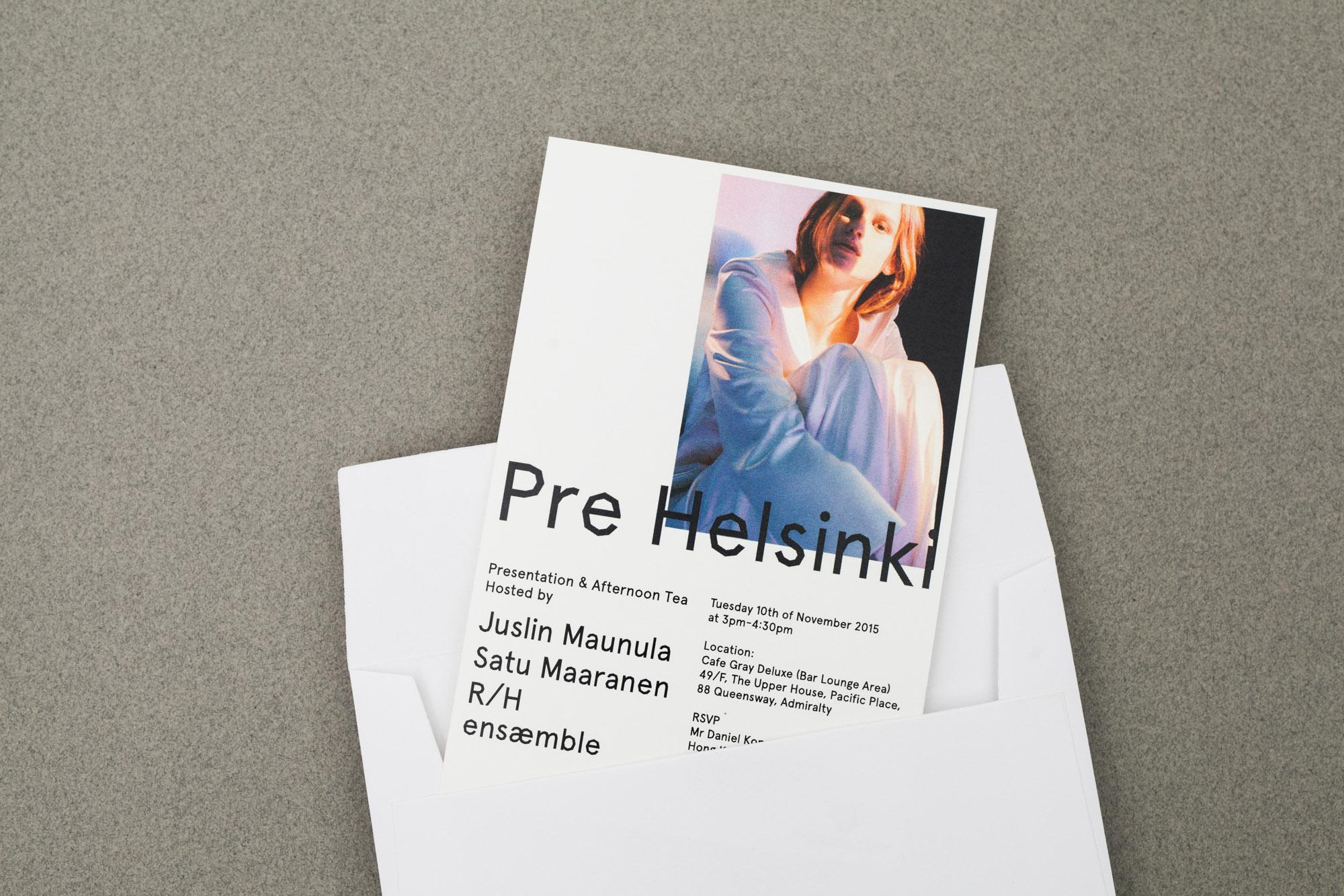 Pre Helsinki 2