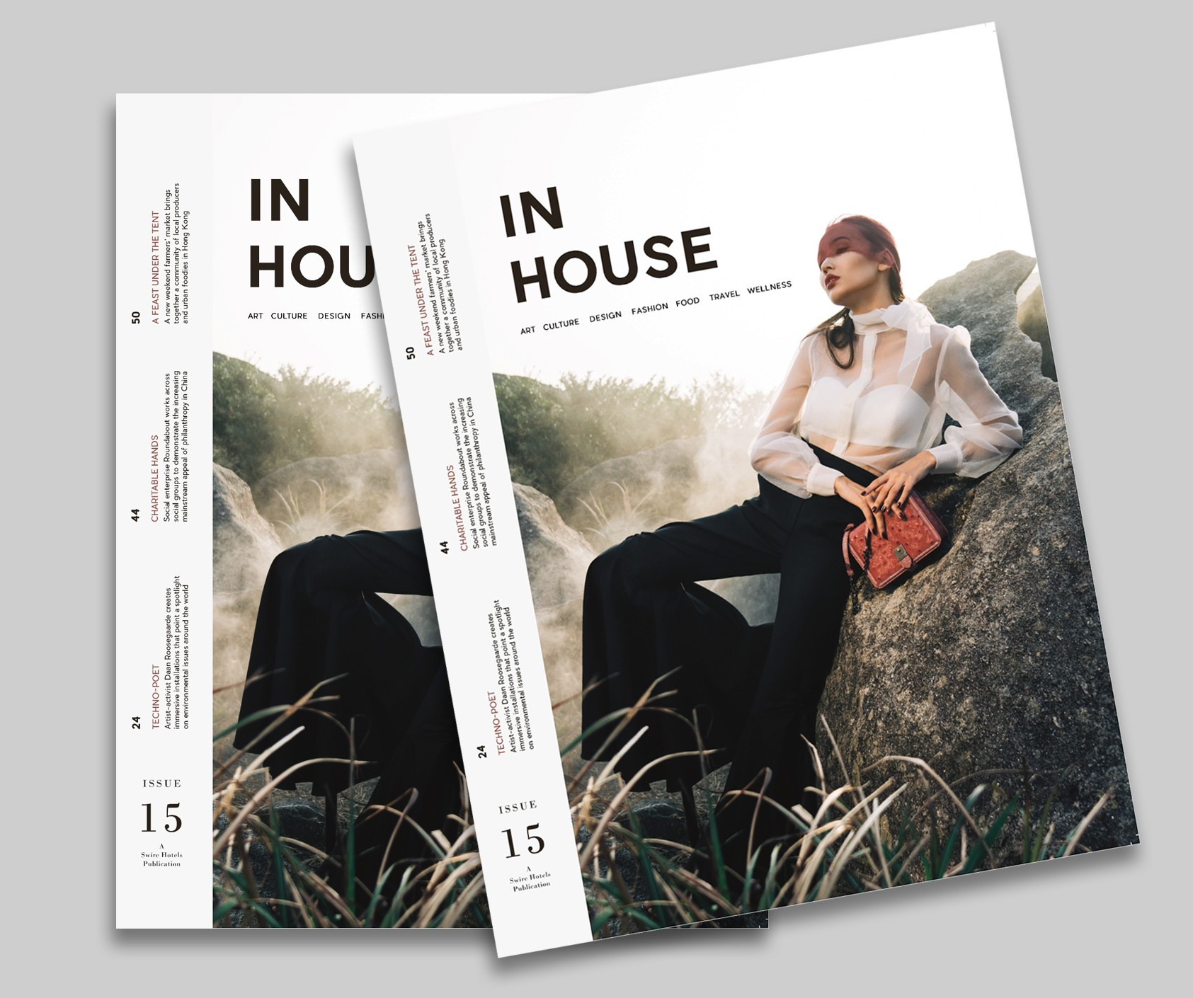 Swire In House Magazine